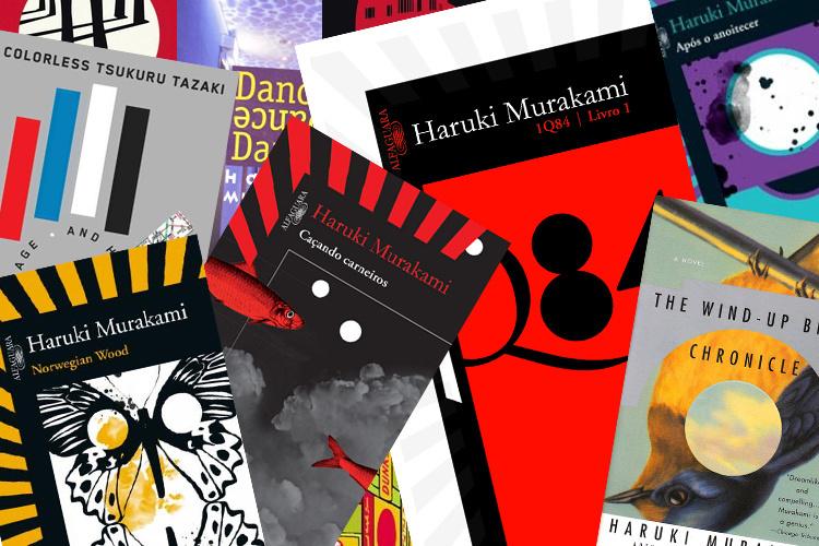 Ler os livros de Haruki Murakami