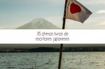 35 ótimos livros de escritores japoneses