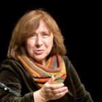 Svetlana Alexijevich (Nobel de Literatura / 2015)