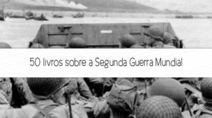 livros sobre a segunda guerra mundial